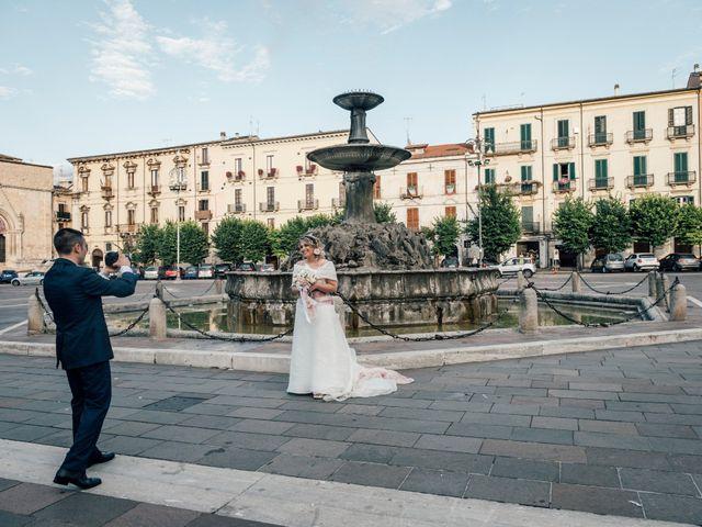 Il matrimonio di Davide e Dora a Corfinio, L'Aquila 13