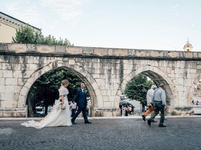 Le nozze di Dora e Davide