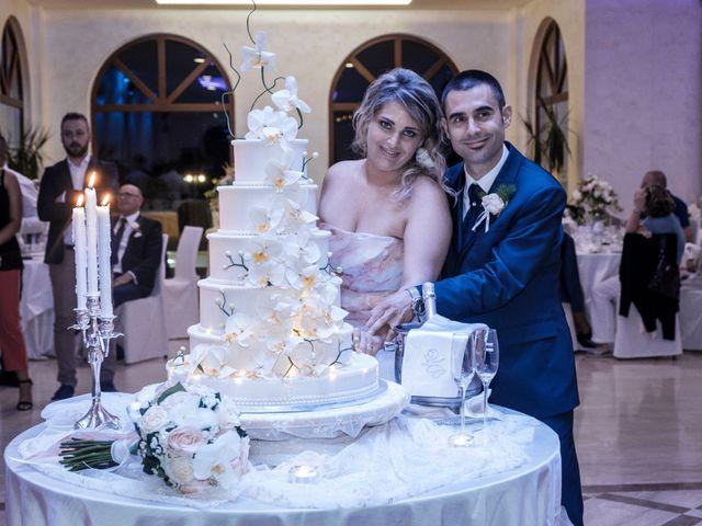 Il matrimonio di Davide e Dora a Corfinio, L'Aquila 20