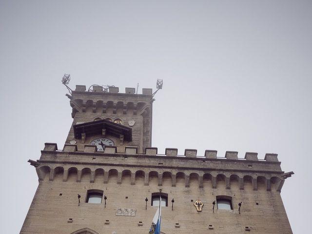 Il matrimonio di Marco e Marina a San Marino, San Marino 33