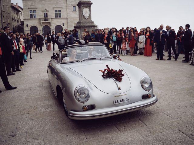 Il matrimonio di Marco e Marina a San Marino, San Marino 35