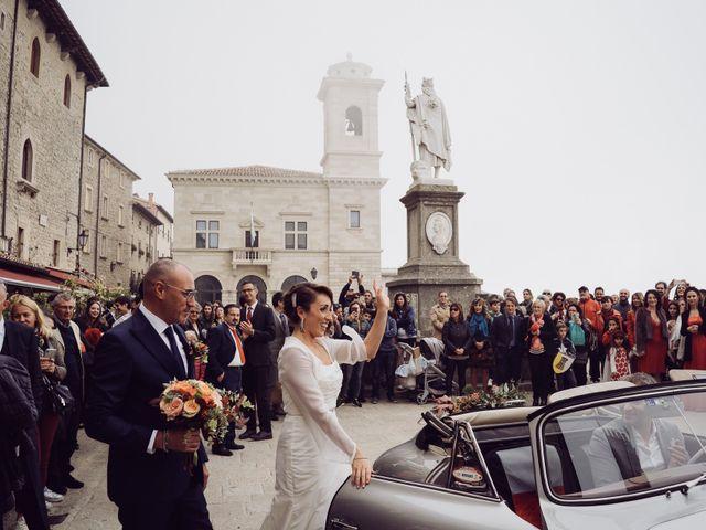 Il matrimonio di Marco e Marina a San Marino, San Marino 36