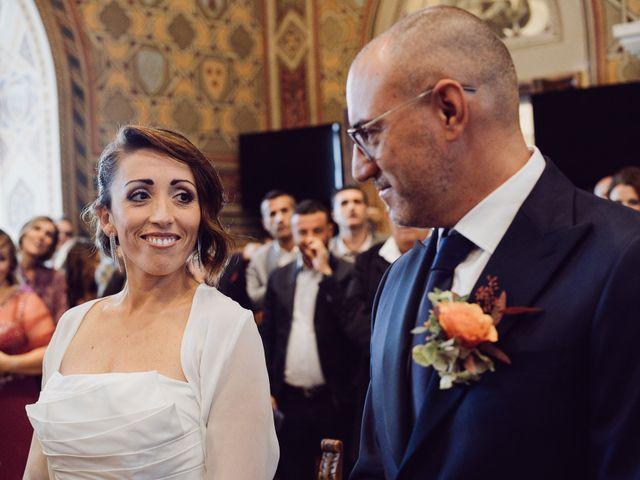Il matrimonio di Marco e Marina a San Marino, San Marino 39