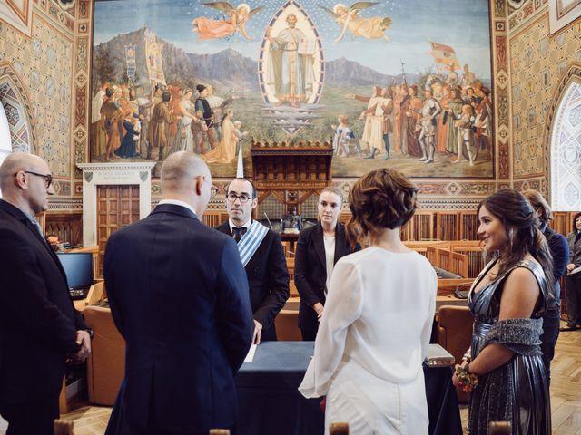 Il matrimonio di Marco e Marina a San Marino, San Marino 40