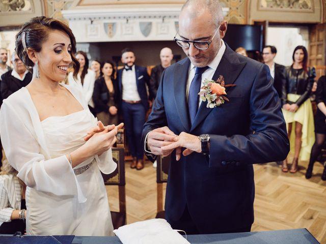 Il matrimonio di Marco e Marina a San Marino, San Marino 41