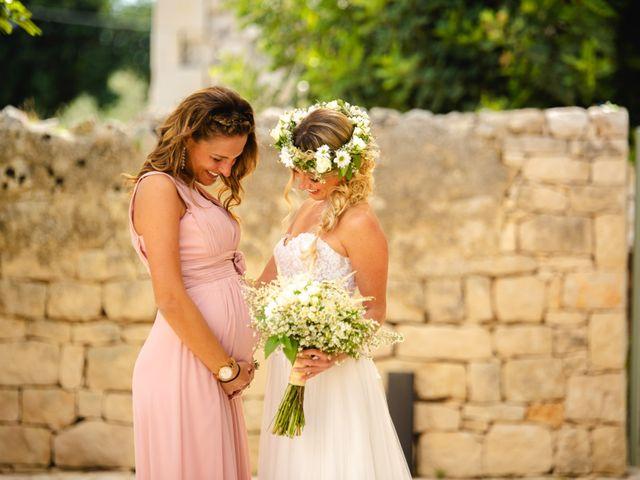 Il matrimonio di Jonathan e Valentina a Scicli, Ragusa 15