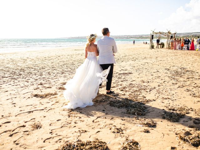 Il matrimonio di Jonathan e Valentina a Scicli, Ragusa 34