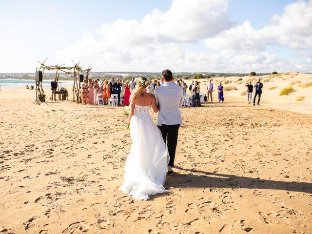 Il matrimonio di Jonathan e Valentina a Scicli, Ragusa 35