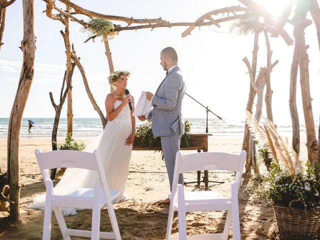 Il matrimonio di Jonathan e Valentina a Scicli, Ragusa 41