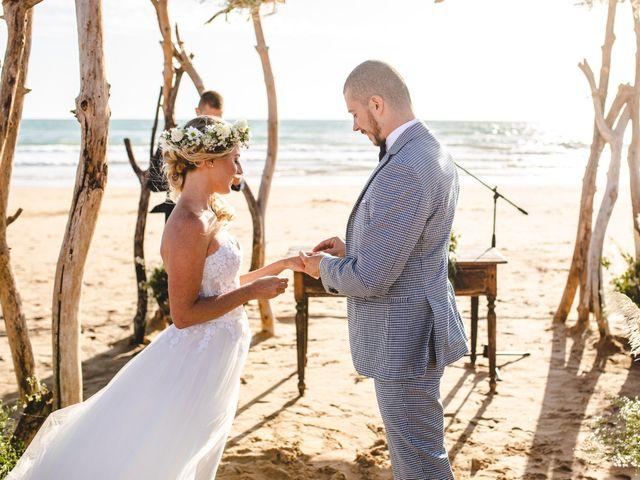Il matrimonio di Jonathan e Valentina a Scicli, Ragusa 42