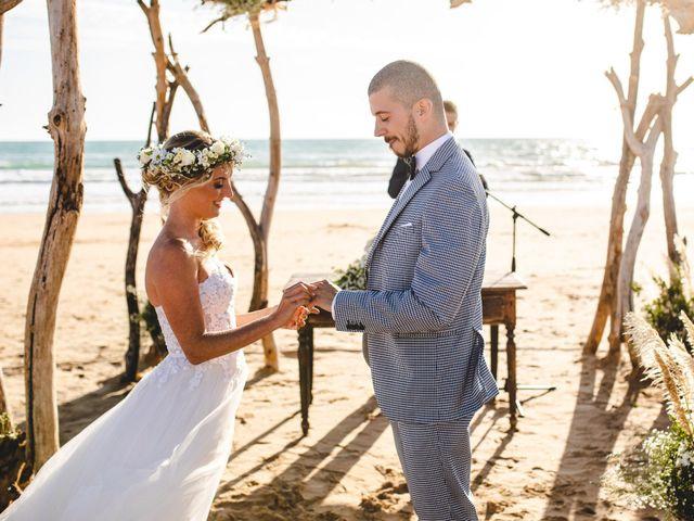 Il matrimonio di Jonathan e Valentina a Scicli, Ragusa 43