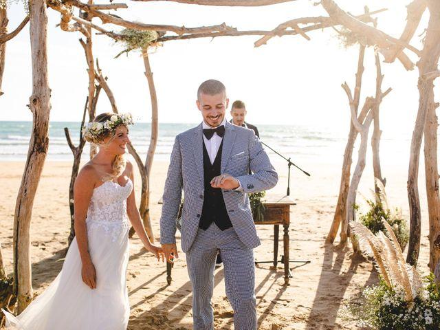 Il matrimonio di Jonathan e Valentina a Scicli, Ragusa 45