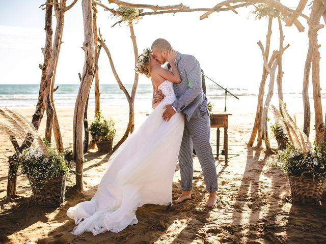 Le nozze di Valentina e Jonathan