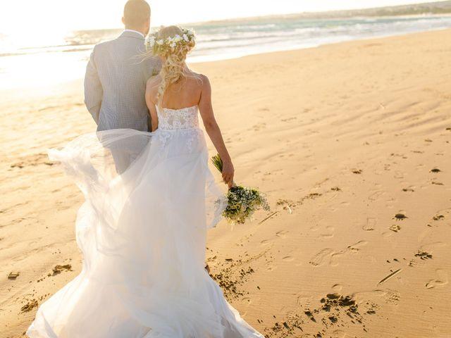 Il matrimonio di Jonathan e Valentina a Scicli, Ragusa 1