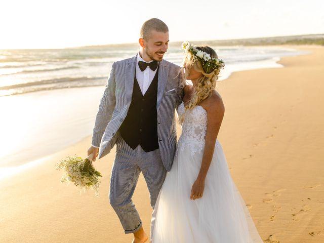 Il matrimonio di Jonathan e Valentina a Scicli, Ragusa 60