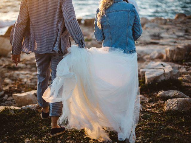 Il matrimonio di Jonathan e Valentina a Scicli, Ragusa 82