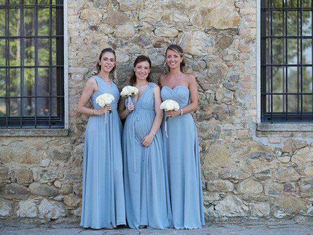 Il matrimonio di Andrea e Eliana a Rocca Susella, Pavia 9
