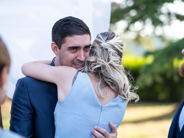 Il matrimonio di Andrea e Eliana a Rocca Susella, Pavia 13