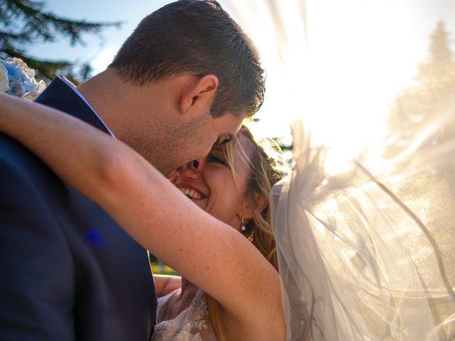 Il matrimonio di Andrea e Eliana a Rocca Susella, Pavia 15