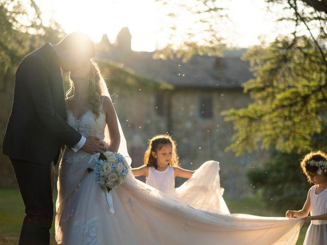 Il matrimonio di Andrea e Eliana a Rocca Susella, Pavia 17