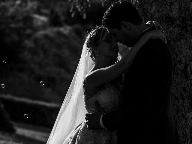 Il matrimonio di Andrea e Eliana a Rocca Susella, Pavia 19