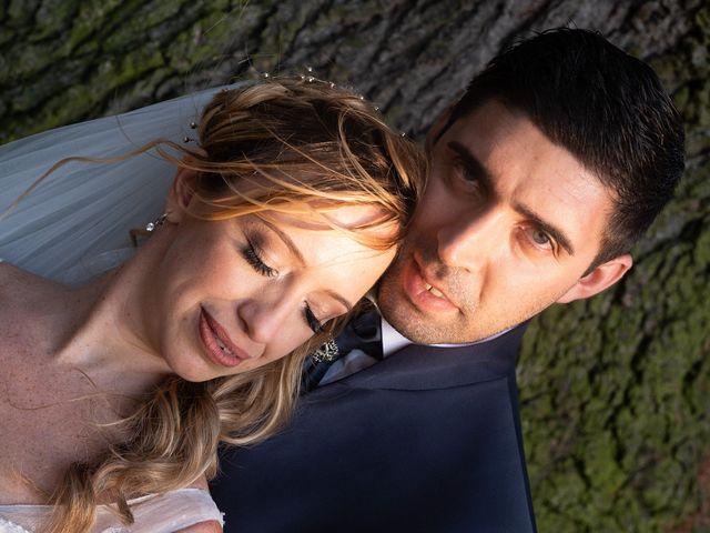Il matrimonio di Andrea e Eliana a Rocca Susella, Pavia 20