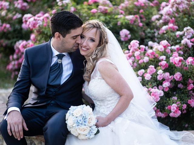 Il matrimonio di Andrea e Eliana a Rocca Susella, Pavia 22
