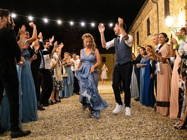 Il matrimonio di Andrea e Eliana a Rocca Susella, Pavia 26
