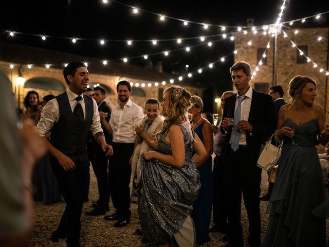 Il matrimonio di Andrea e Eliana a Rocca Susella, Pavia 27