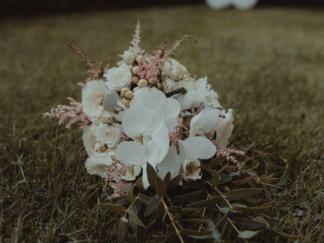 Il matrimonio di Davide e Sarah a Atzara, Nuoro 6