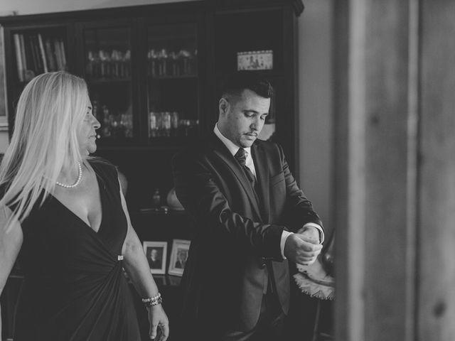 Il matrimonio di Davide e Sarah a Atzara, Nuoro 17