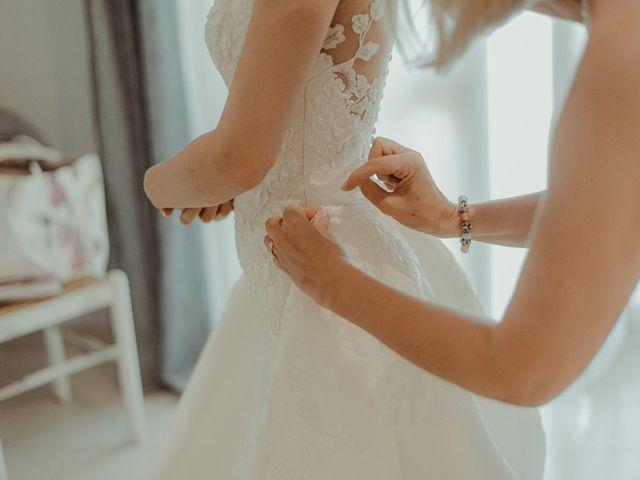 Il matrimonio di Davide e Sarah a Atzara, Nuoro 25