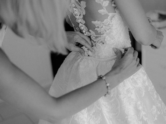 Il matrimonio di Davide e Sarah a Atzara, Nuoro 27