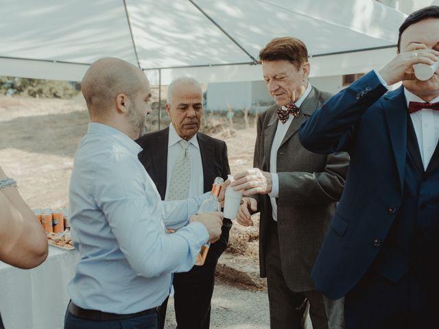 Il matrimonio di Davide e Sarah a Atzara, Nuoro 65