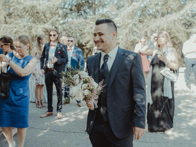 Il matrimonio di Davide e Sarah a Atzara, Nuoro 73
