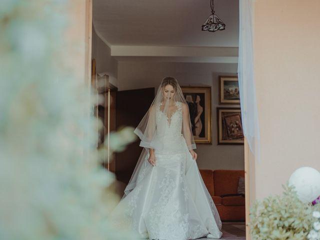 Il matrimonio di Davide e Sarah a Atzara, Nuoro 74