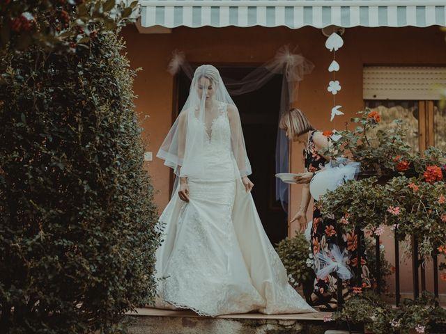 Il matrimonio di Davide e Sarah a Atzara, Nuoro 75