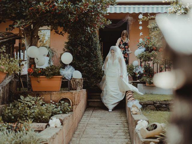 Il matrimonio di Davide e Sarah a Atzara, Nuoro 76