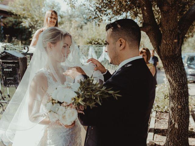 Il matrimonio di Davide e Sarah a Atzara, Nuoro 80