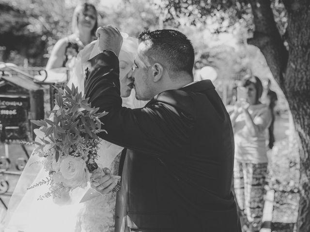 Il matrimonio di Davide e Sarah a Atzara, Nuoro 81