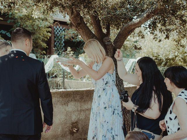 Il matrimonio di Davide e Sarah a Atzara, Nuoro 82
