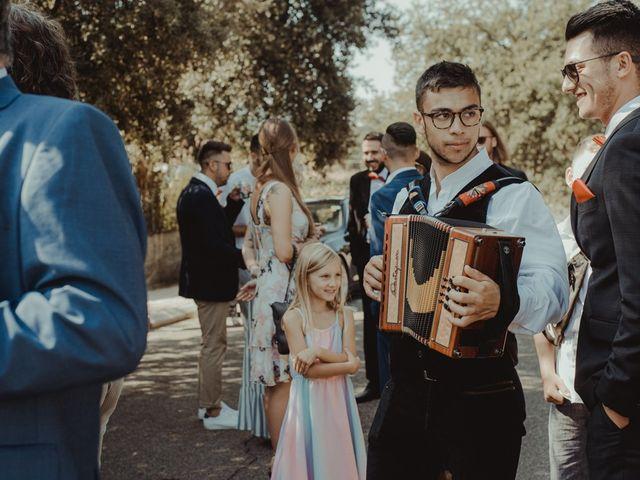 Il matrimonio di Davide e Sarah a Atzara, Nuoro 85