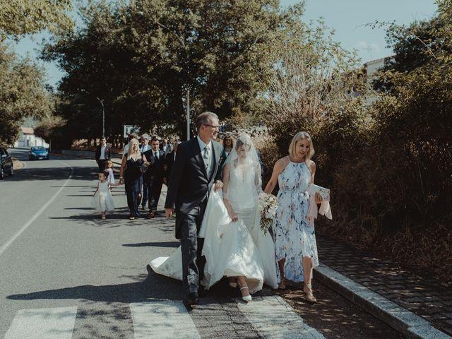 Il matrimonio di Davide e Sarah a Atzara, Nuoro 87