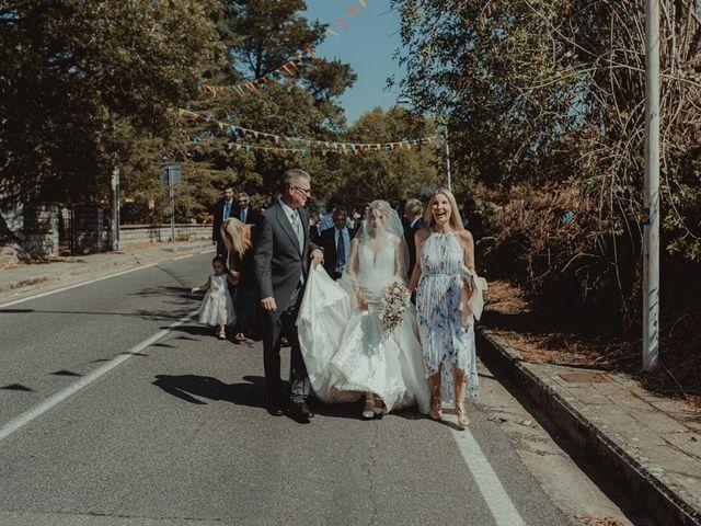 Il matrimonio di Davide e Sarah a Atzara, Nuoro 88
