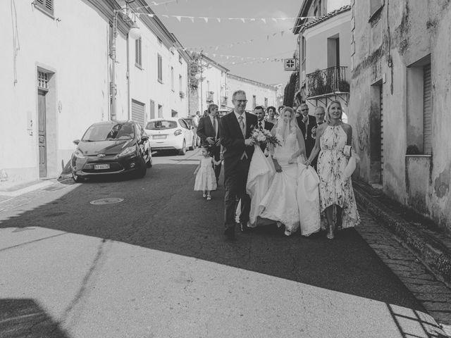 Il matrimonio di Davide e Sarah a Atzara, Nuoro 94