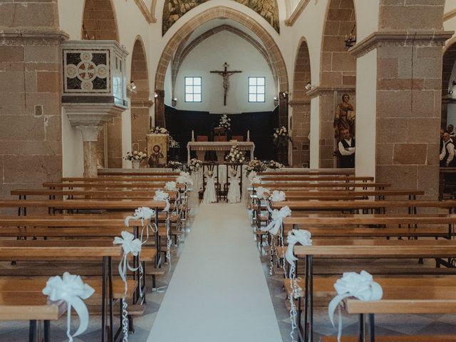 Il matrimonio di Davide e Sarah a Atzara, Nuoro 105