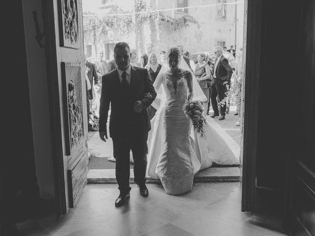 Il matrimonio di Davide e Sarah a Atzara, Nuoro 107