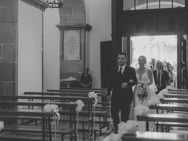 Il matrimonio di Davide e Sarah a Atzara, Nuoro 108