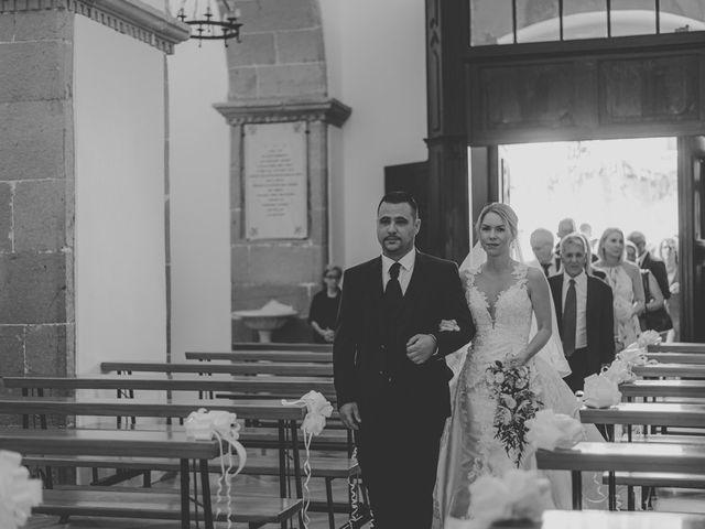 Il matrimonio di Davide e Sarah a Atzara, Nuoro 109