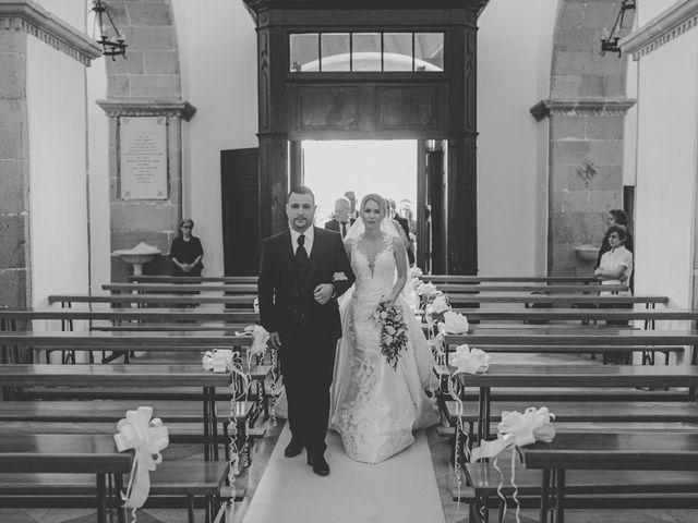 Il matrimonio di Davide e Sarah a Atzara, Nuoro 110